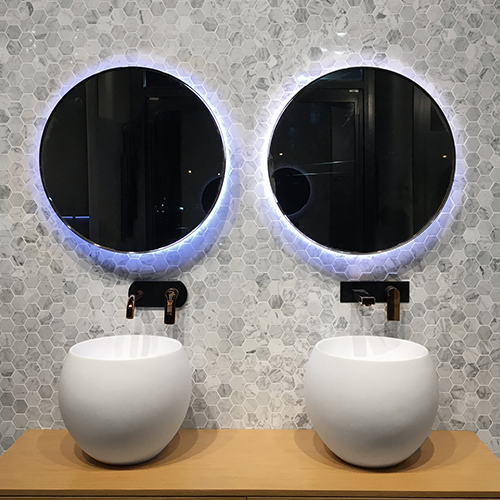 LED Mirrors - In Store Only
