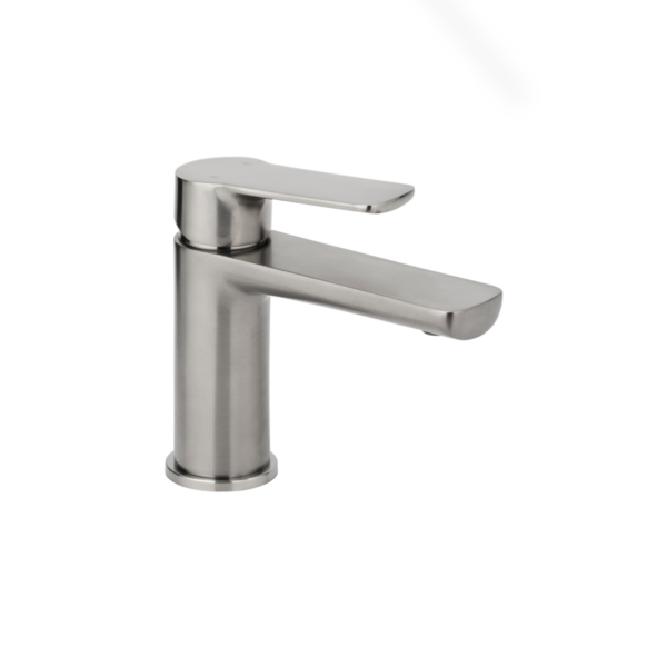 Akoni Basin Mixer - Brushed Nickel