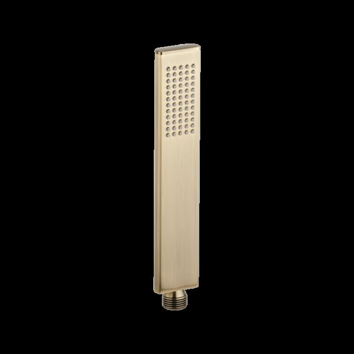 Kobi Curved Hand Shower - Brushed Brass